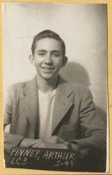 Arthur Thomas Finney, Berea College ID Photo