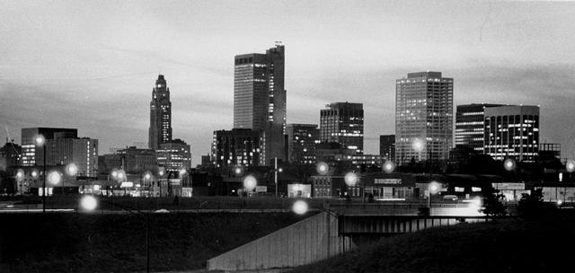 Columbus skyline photograph from Photohio.org