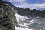 Image of a glacier valley.