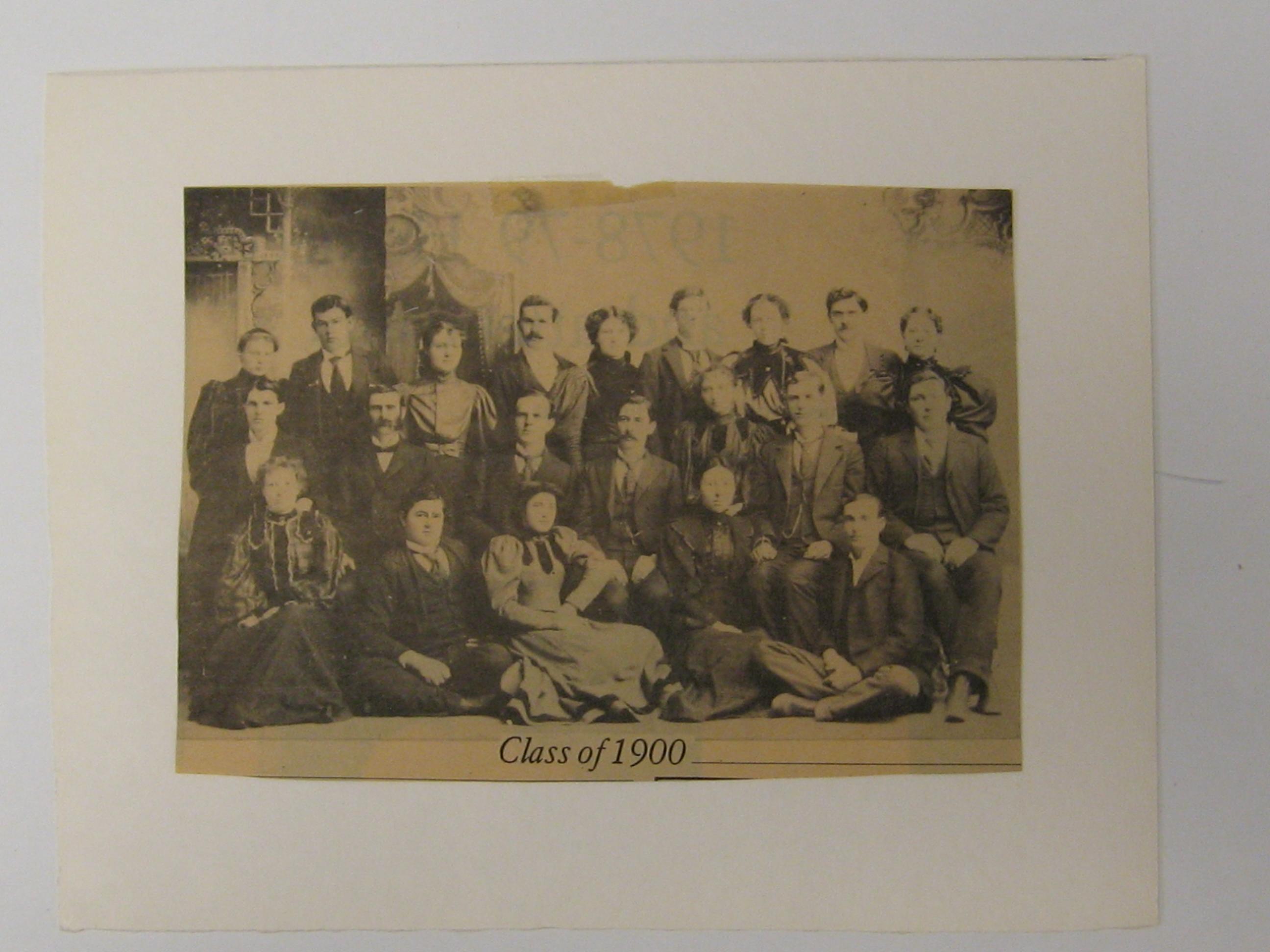 SWBC Class of 1900