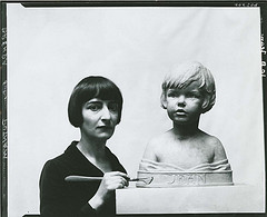 Photo of artist - Smithsonian Art Museum