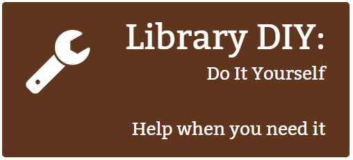 Library DIY Icon