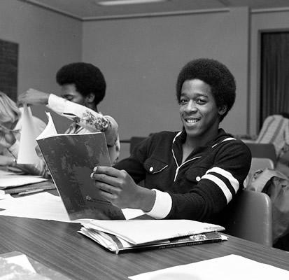 Freshman advising, 1977