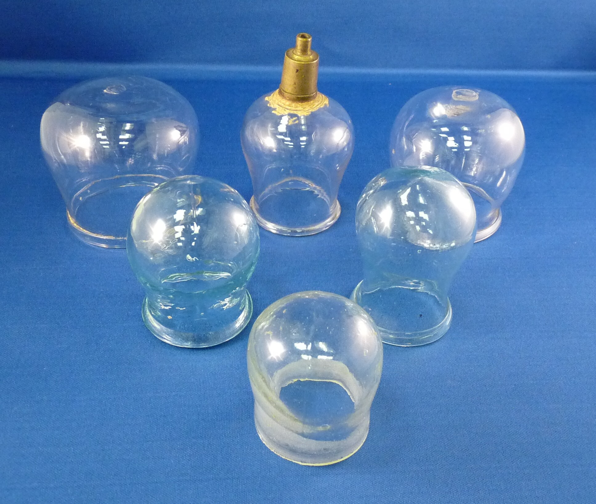 cupping glasses
