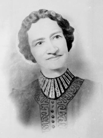 Drusilla Dunjee Houston