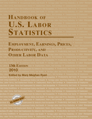 Handbook of U.S. Labor Statistics