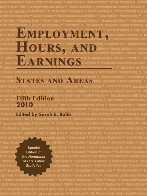 Employment, Hours & Earnings