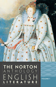 Book cover with image of Queen Elizabeth I
