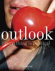 cover of Outlook magazine