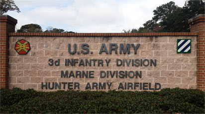 Hunter Army Airfield Campus