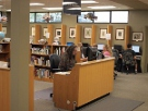 Library Reference Desk