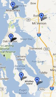 Whidbey Island Select Regional Libraries
