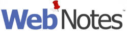 WebNotes Icon