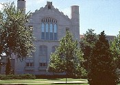 Photograph of Monnet Hall