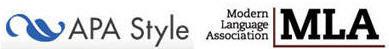 APA MLA Logos