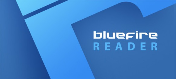 Bluefire Reader App Logo