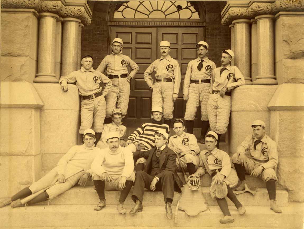 Baseball Team 1892