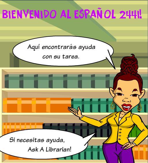 SPAN 2441 Toon
