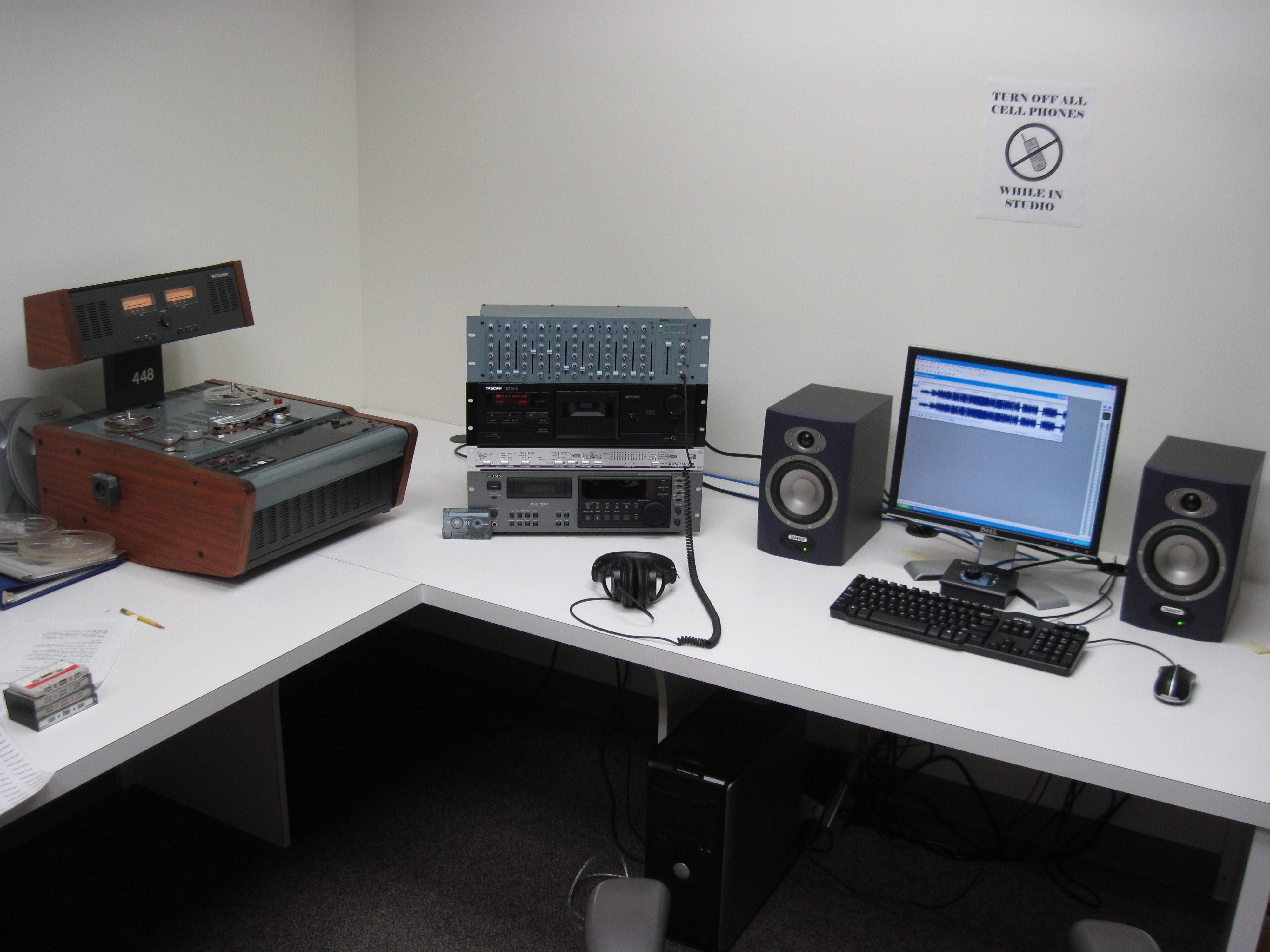Audio Reformatting