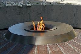 Picture of the Yerevan Genocide Memorial