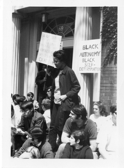 Black Student Sit-in, 1968