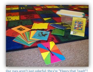 floors that teach