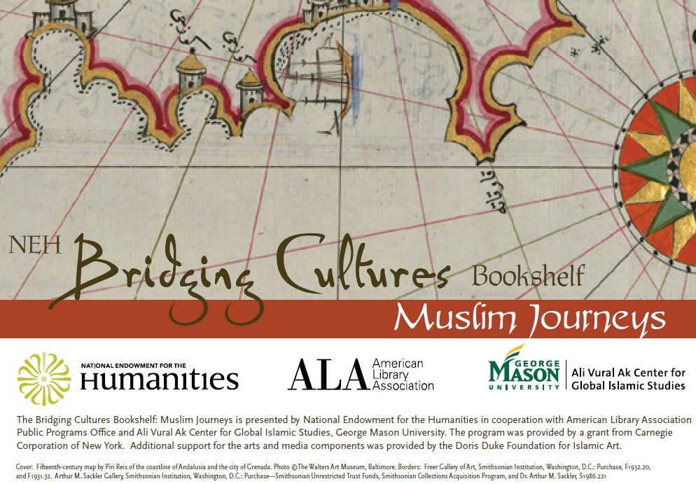 Bridging Cultures, Muslim Journeys Icon