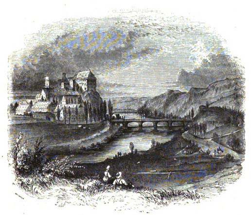 The Danube from HathiTrust