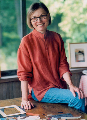 Photo from the Kelly Janet Malcolm Photo from Writers House Calendar March 2013