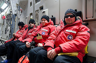 NASA Icebridge Team
