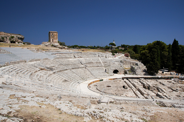 Sicily, Archaeological remains, Forum