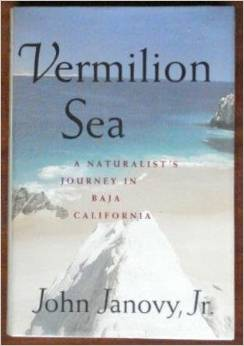 book cover to the Vermillion Sea by John Janovy