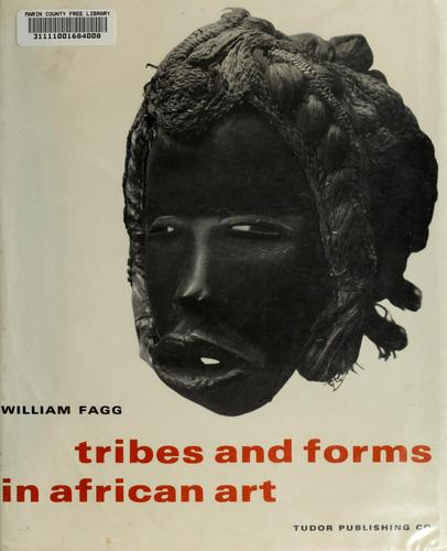 Tribes and Forms in African Art