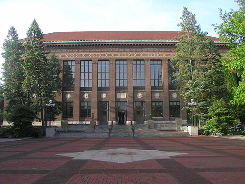 Grad Library image