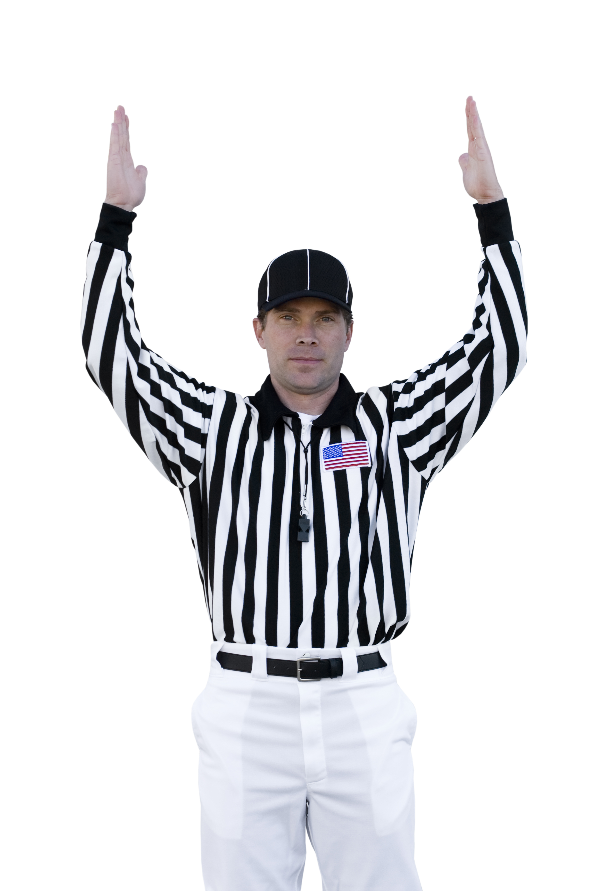 Image of referee