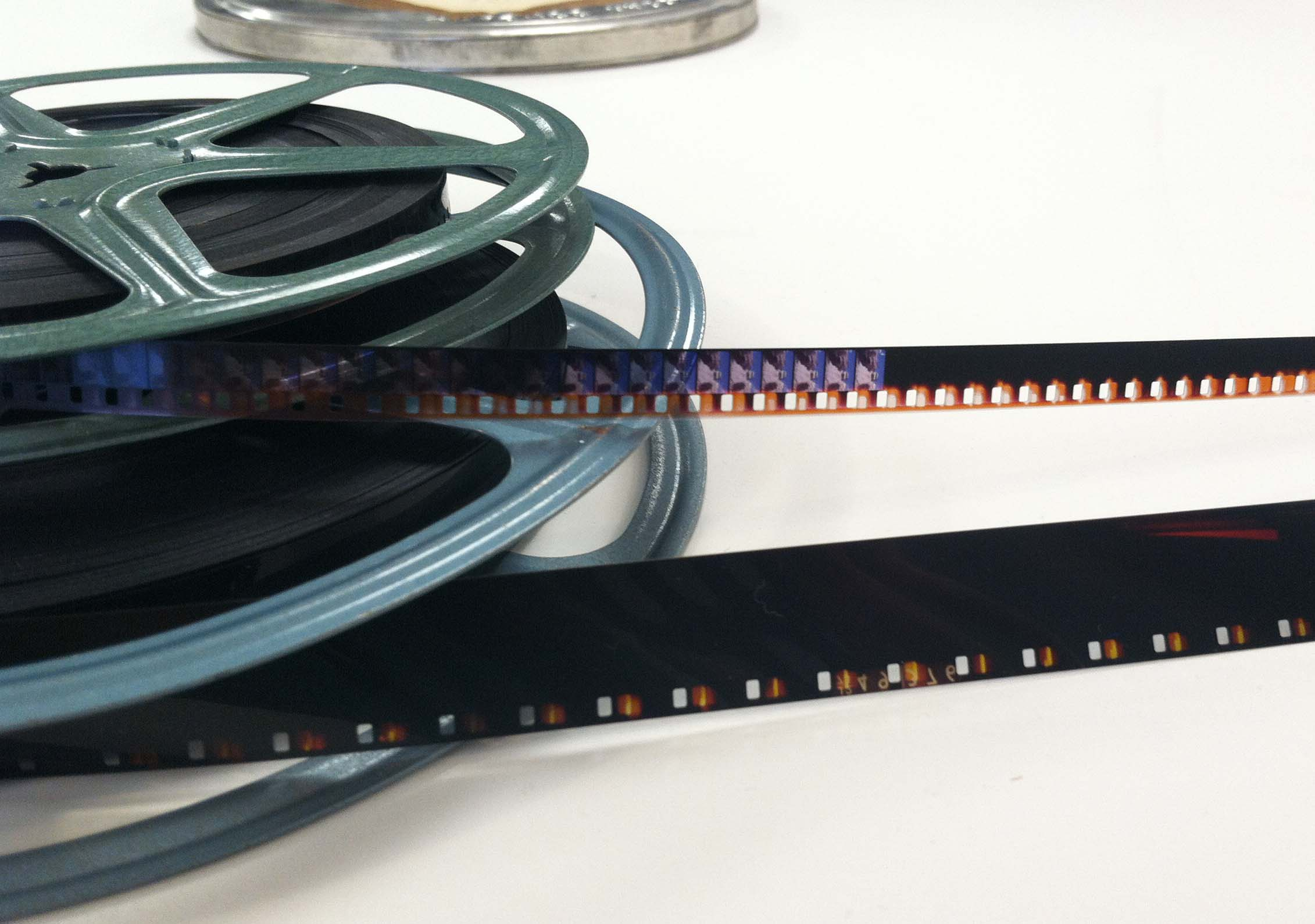 8 and 16mm film pic