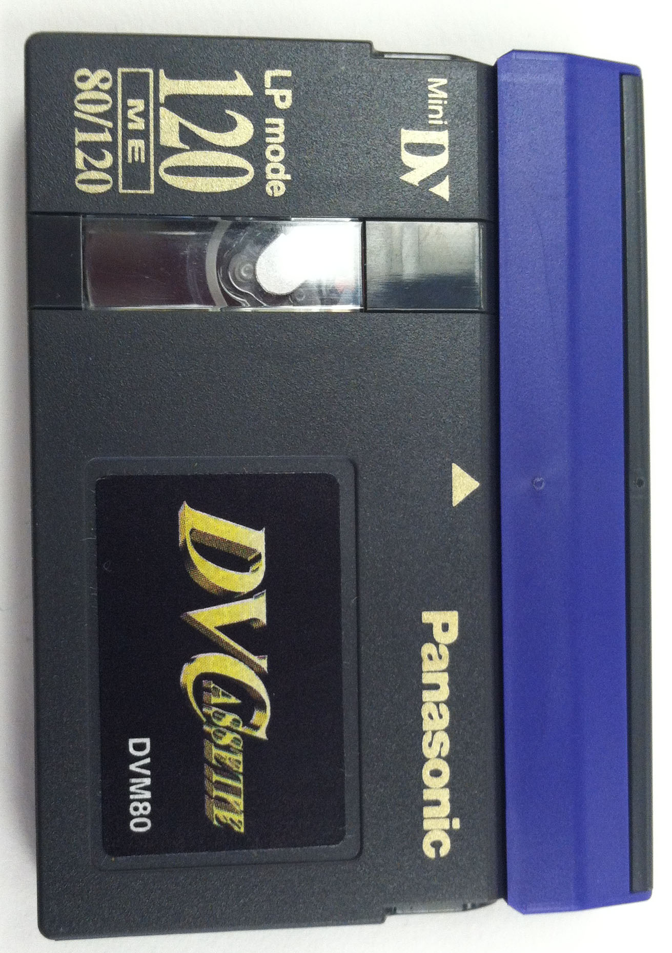 Mini Digital Videotape