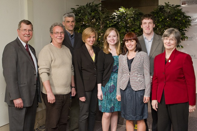2011 Library Prize Winners