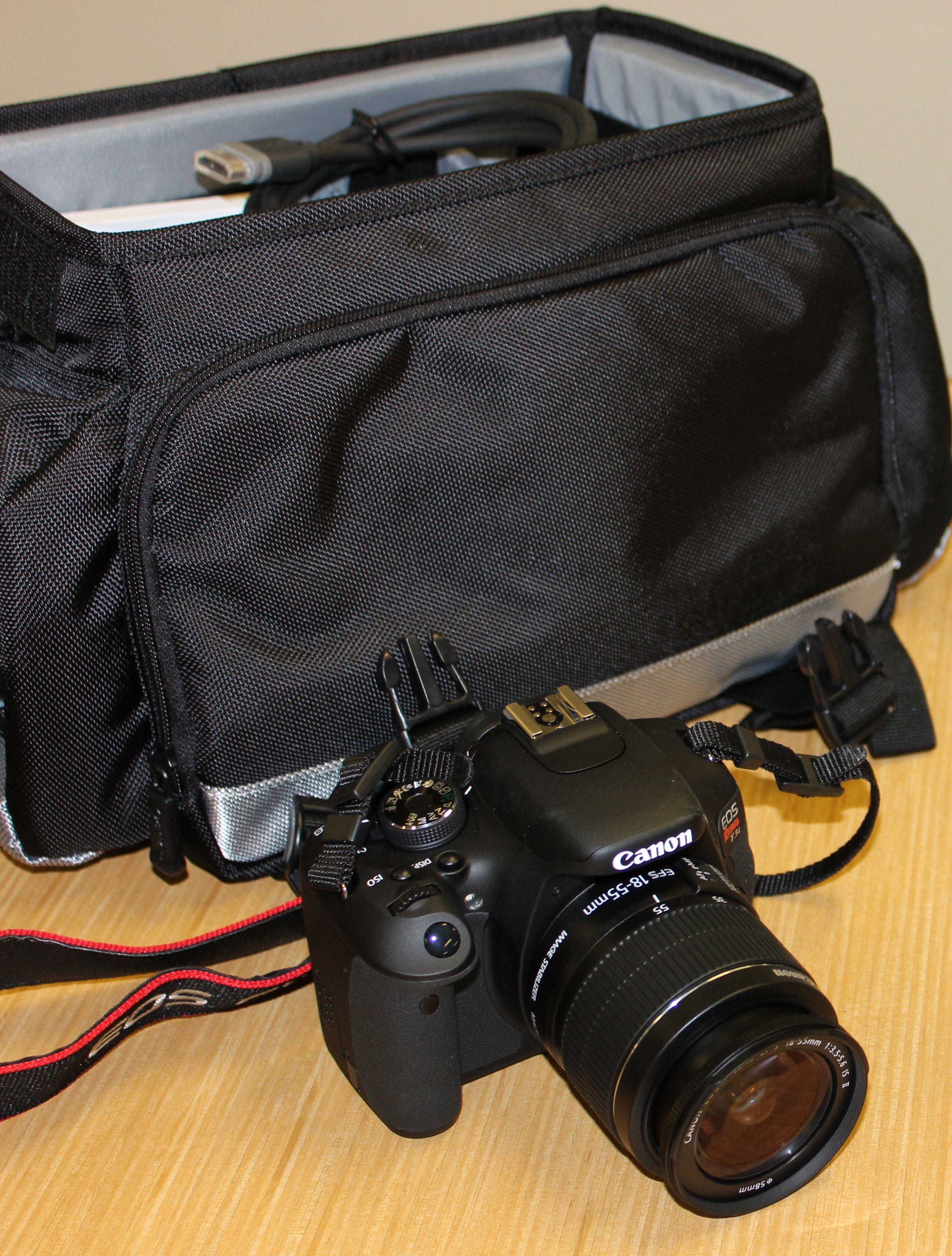 Canon EOS Rebel T3i Camera Kit