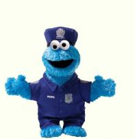 New York City Police Museum. (n.d.). NYPD Cookie Monster [Digital image]. Retrieved March 28, 2014, from http://www.policemuseumstore.org/online/templatemedia/all_lang/resources/featured-toys.jpg