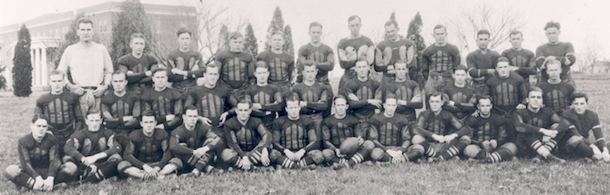 MTC Football 1928