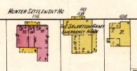 Sanborn Map detail