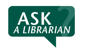 Ask A Librarian Logo