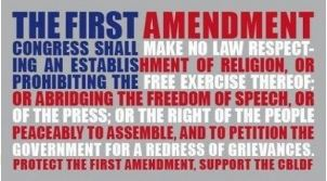 First Amendment Image