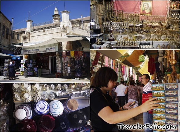 Souvenir Shops in Israel