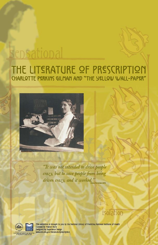 Literature of Prescription Poster