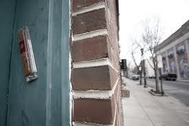 mezuzah on doorway
