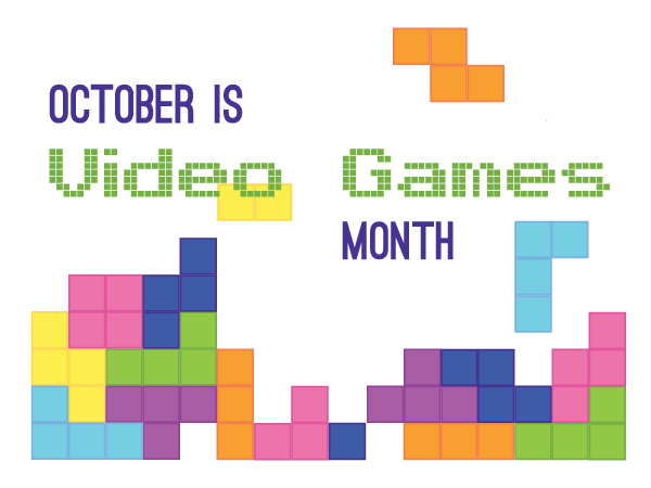 Video Games Image for October 2014