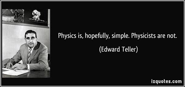 Edward Teller Quote
