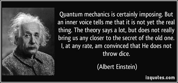 Quantum Physics Quote 5